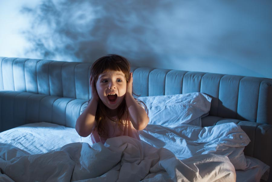 Night Terrors Just a Rite of Childhood | The Insomnia and Sleep Institute