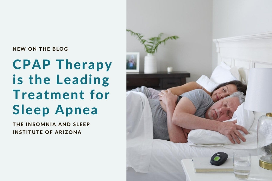CPAP Therapy for Sleep Apnea | The Insomnia and Sleep Institute