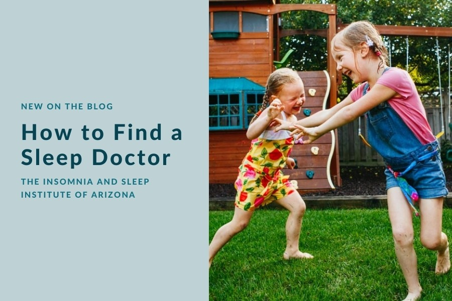 How to Find a Sleep Doctor
