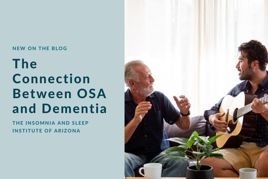 The Connection Between OSA and Dementia