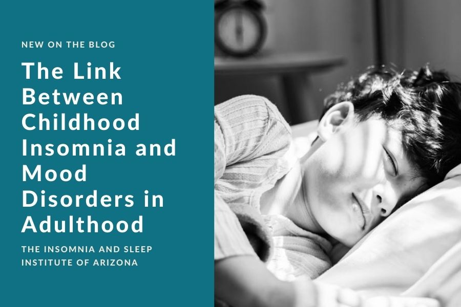 The Link Between Childhood Insomnia and Mood Disorders in Adulthood