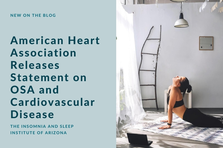 OSA and Cardiovascular Disease | The Insomnia and Sleep Institute