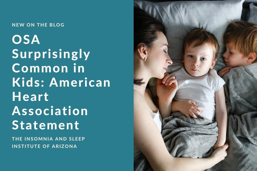 OSA Surprisingly Common in Kids: American Heart Association Statement